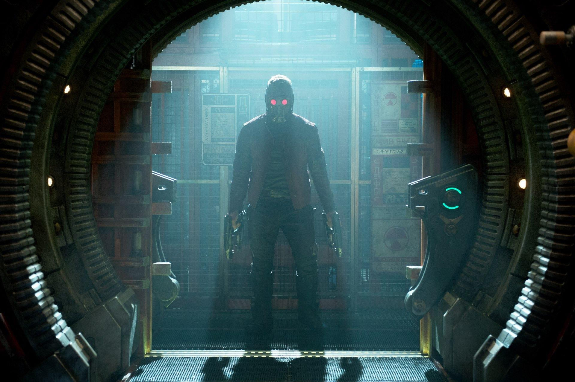 Imax offer fans an early look at 17 minutes of guardians of the galaxy