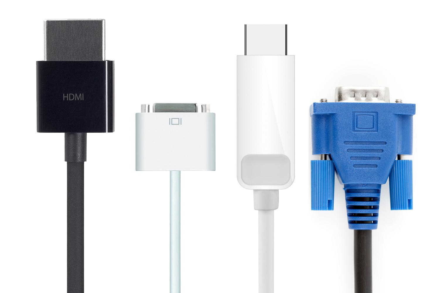 hdmi vs displayport vs dvi vs vga digital trends