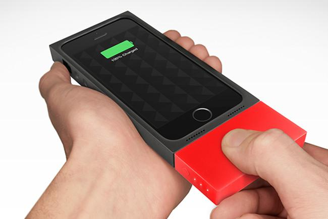 Augment IPhone Charger Launches On Kickstarter Digital