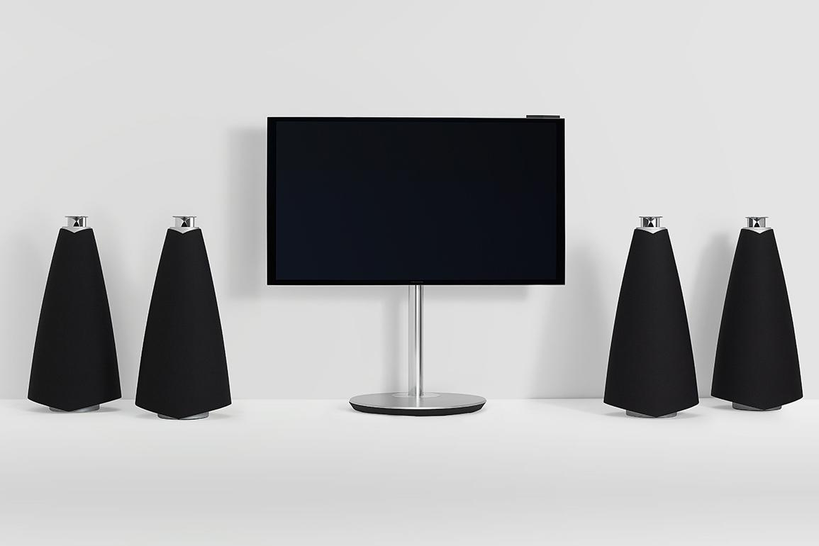 bang olufsen unveils its new 6 300 beolab 20 wireless speaker digital trends. Black Bedroom Furniture Sets. Home Design Ideas
