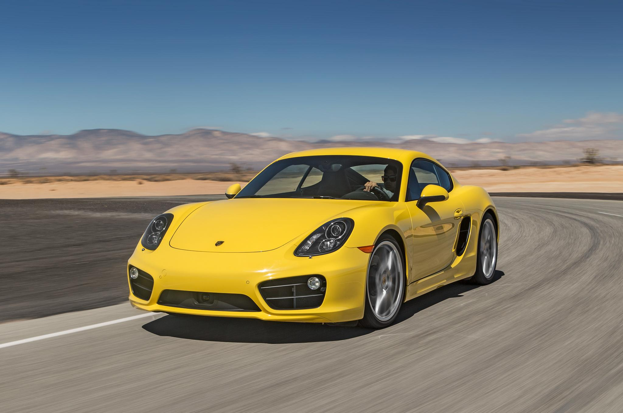 Porsche planning more extreme version of Cayman GT4 ...