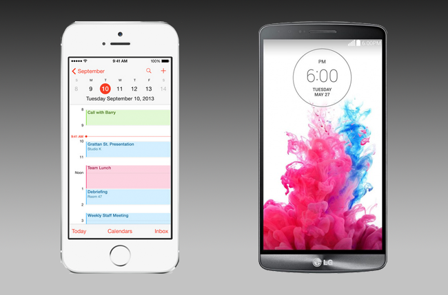 LG G3 vs. iPhone 5S | Spec Comparison | Digital Trends