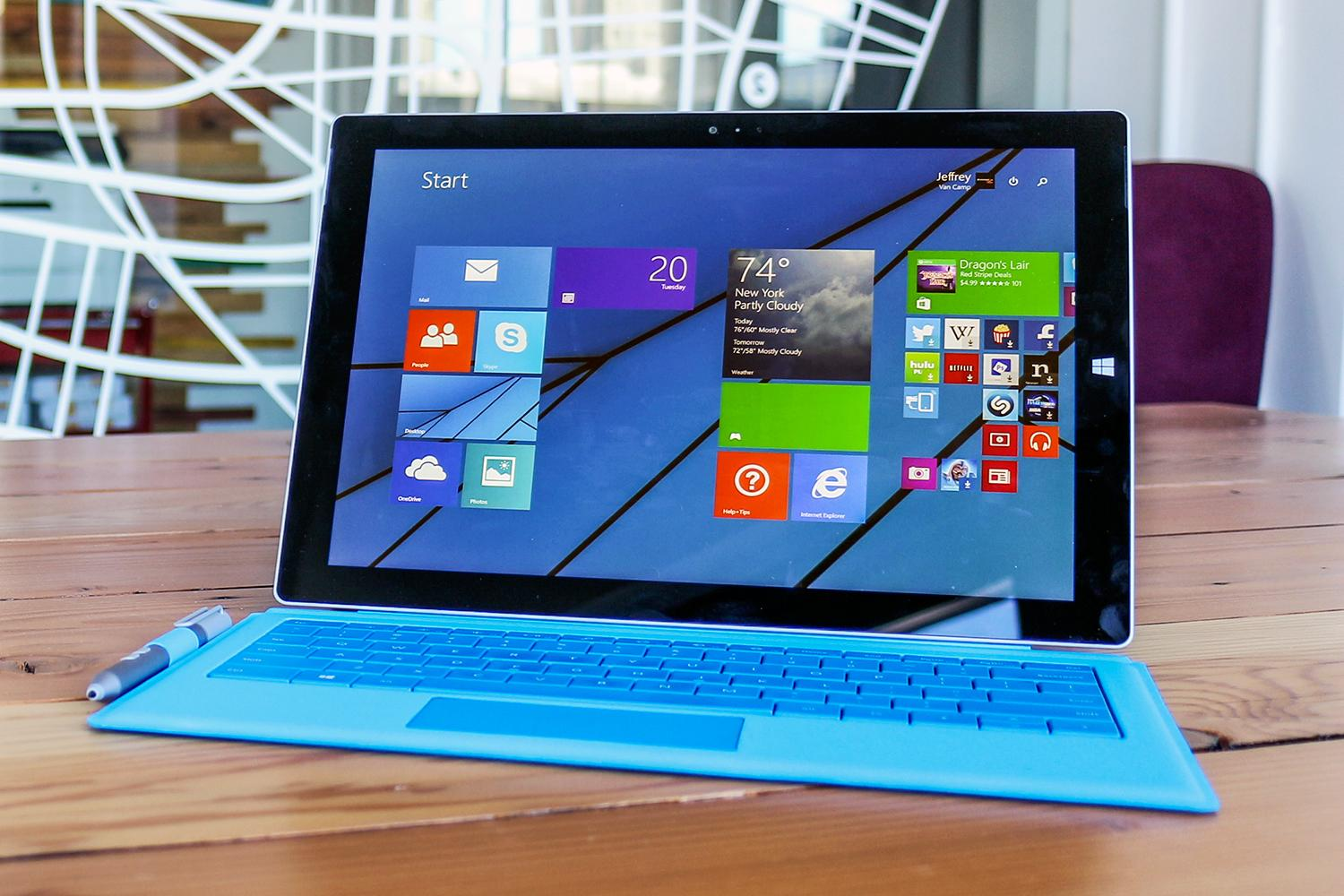 Surface Pro 3 vs 11-inch MacBook Air (2014) | Digital Trends