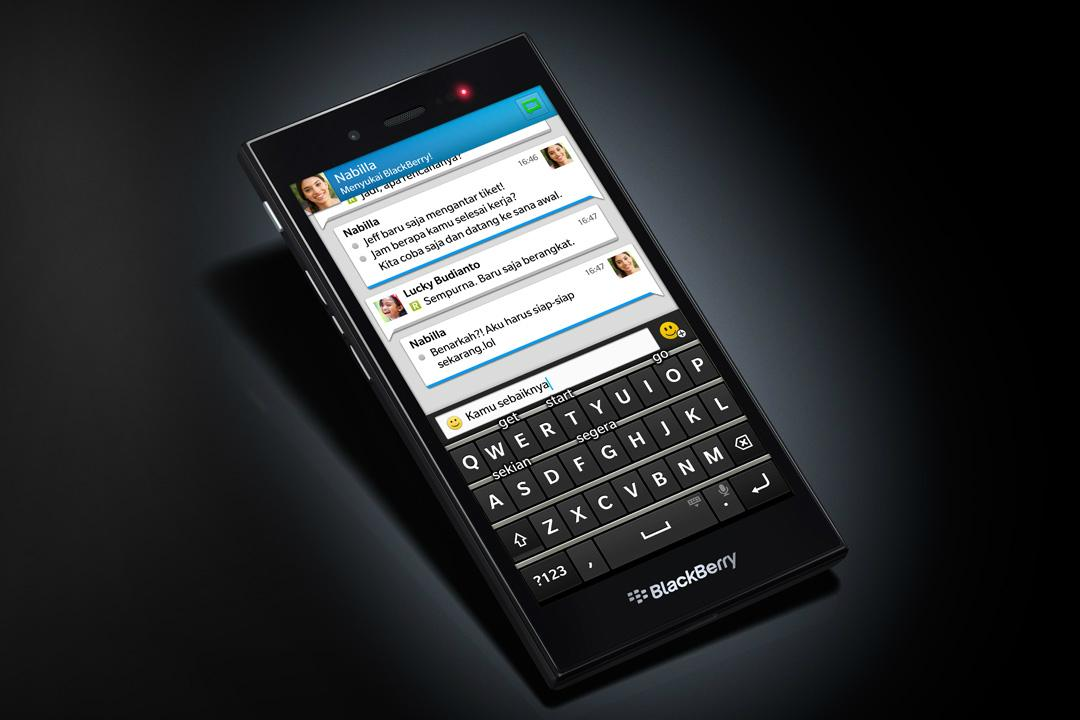 BlackBerry launches Z3 'Jakarta Edition' smartphone for ...
