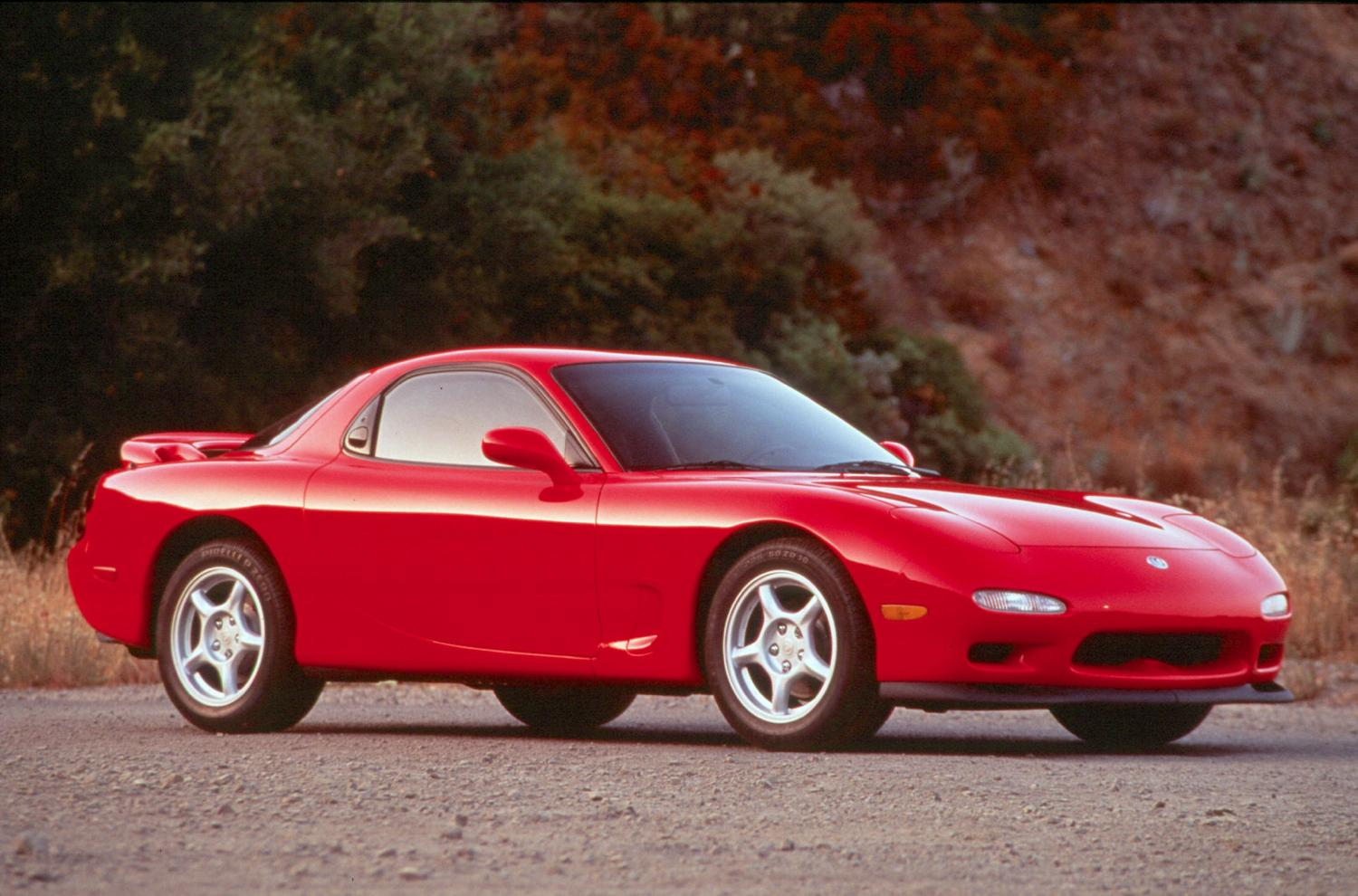 mazda might celebrate its 100th birthday with the reveal of a new rx-7