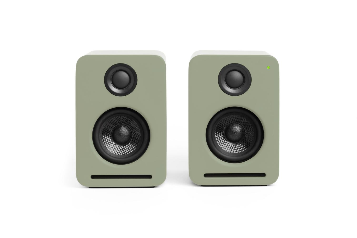 """Nocs Drops """"v2"""" of NS2 Speakers with Bluetooth and Spotify"""