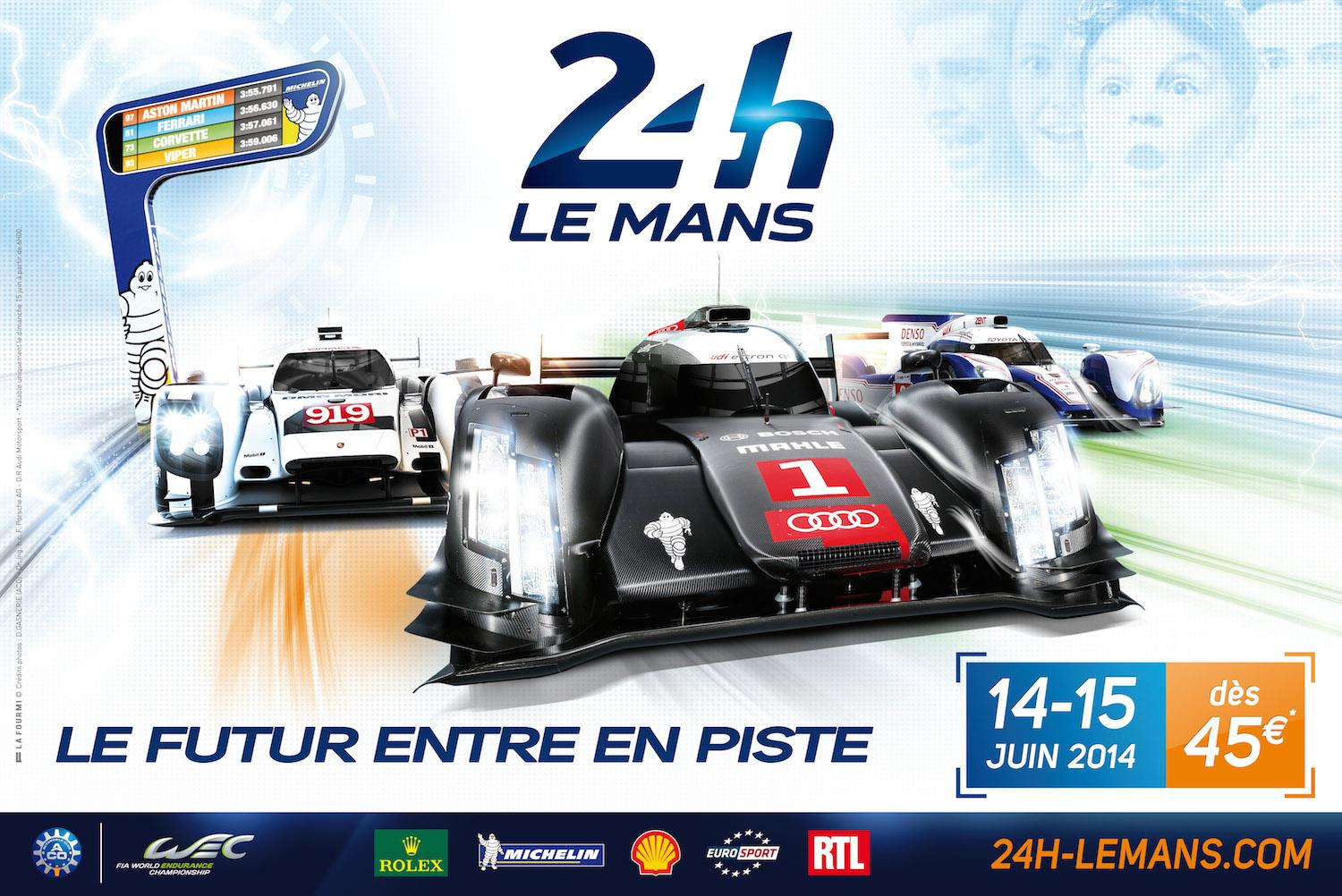 three reasons to watch 24 hours of le mans 2014 digital trends. Black Bedroom Furniture Sets. Home Design Ideas