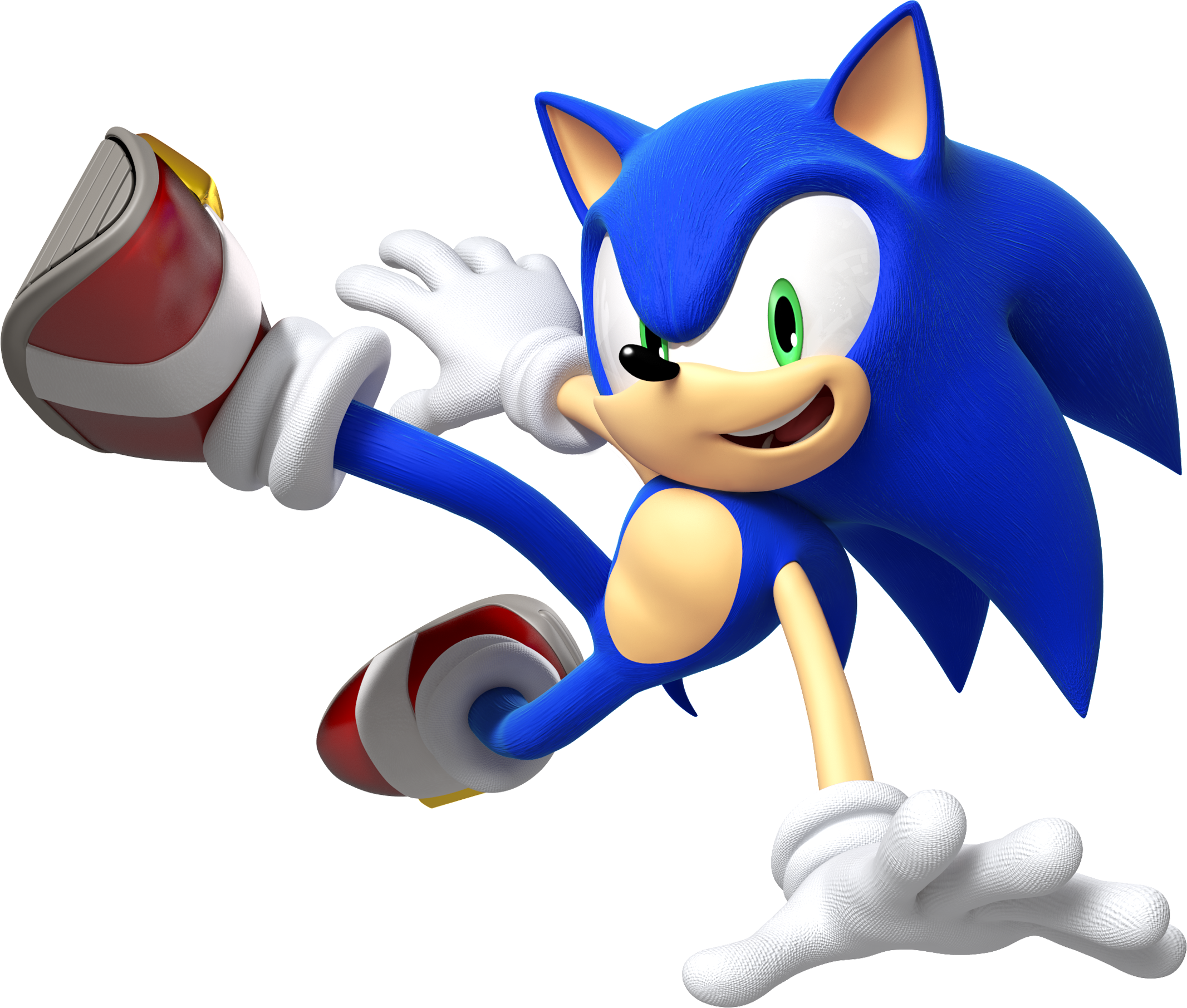 Sony Developing Sonic The Hedgehog Movie