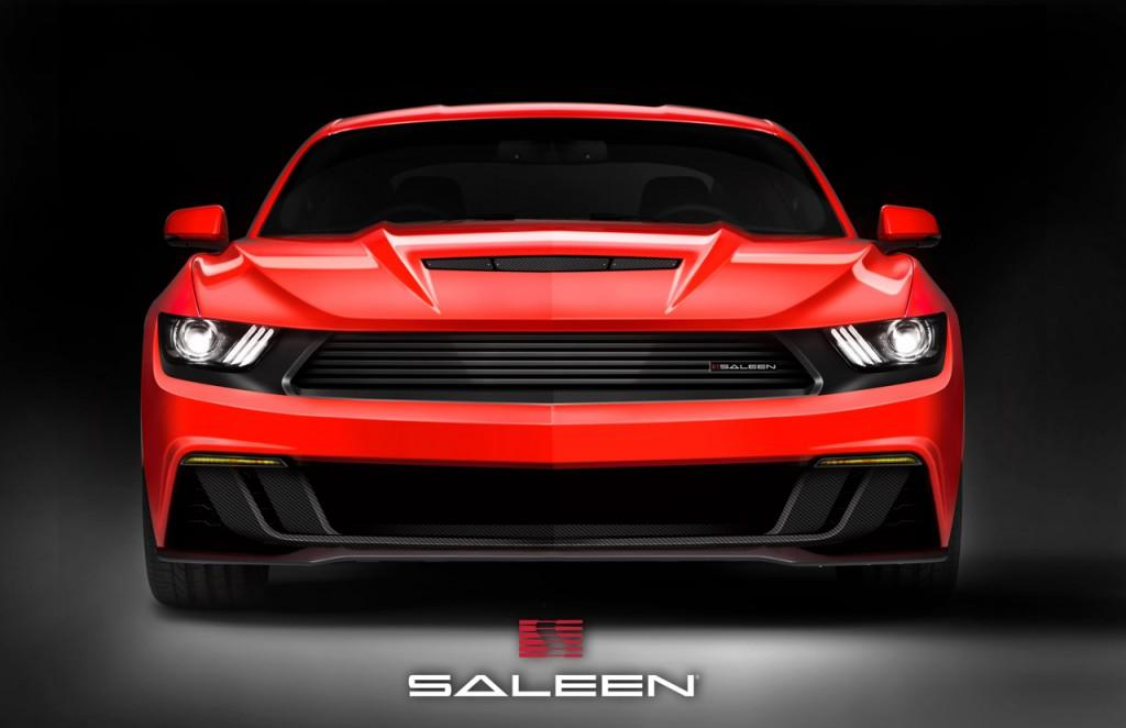 Saleen Mustang Is Coming Soon Digital Trends