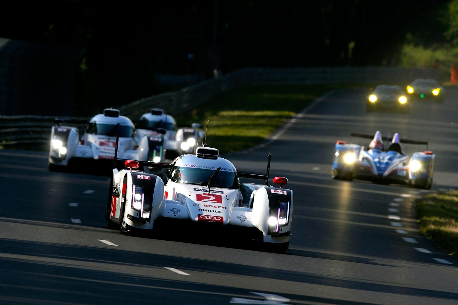 How tech from the outrageous cars of le mans will affect for Garage automobile le mans