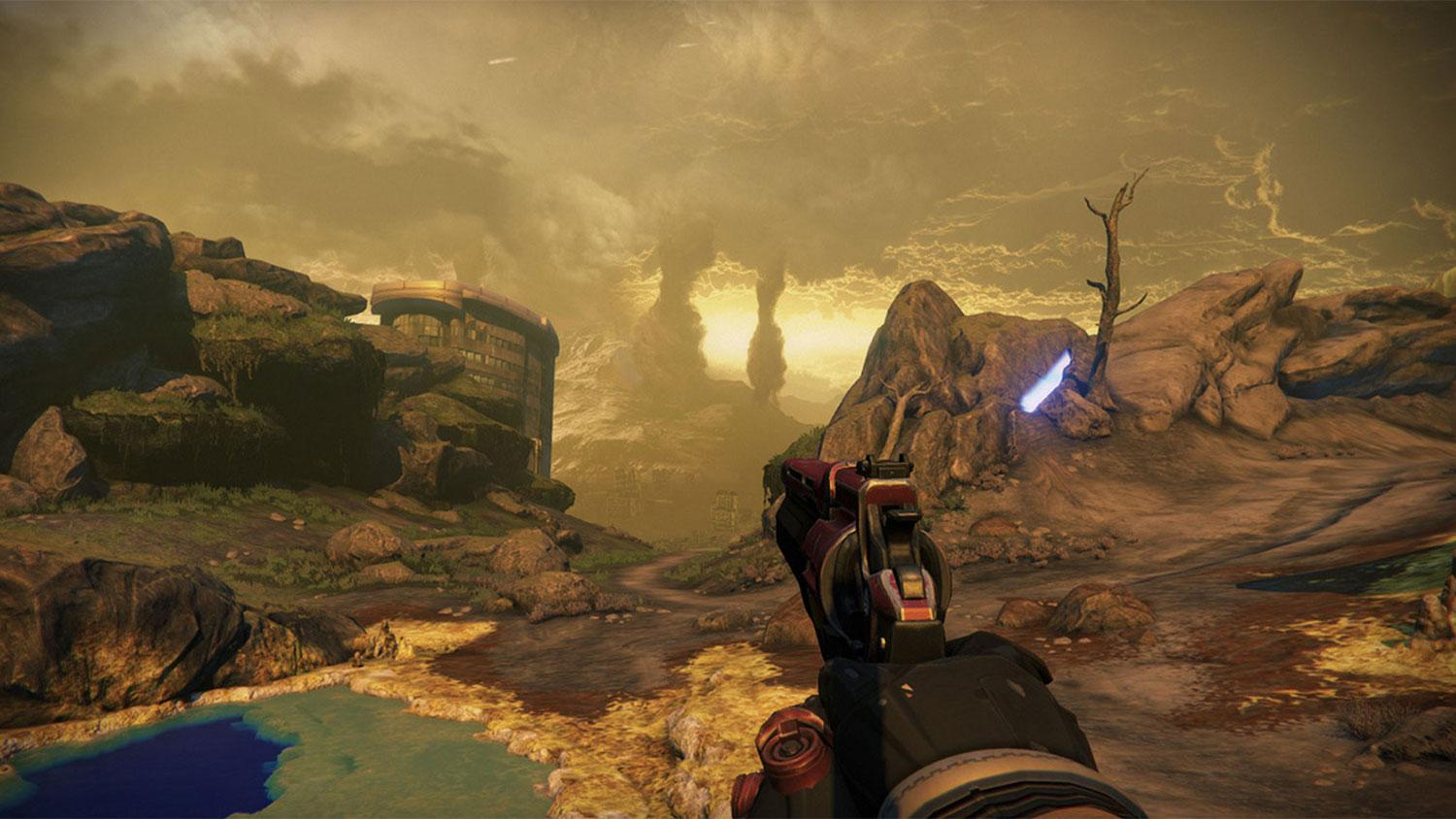 Destiny The Game Screenshot 1