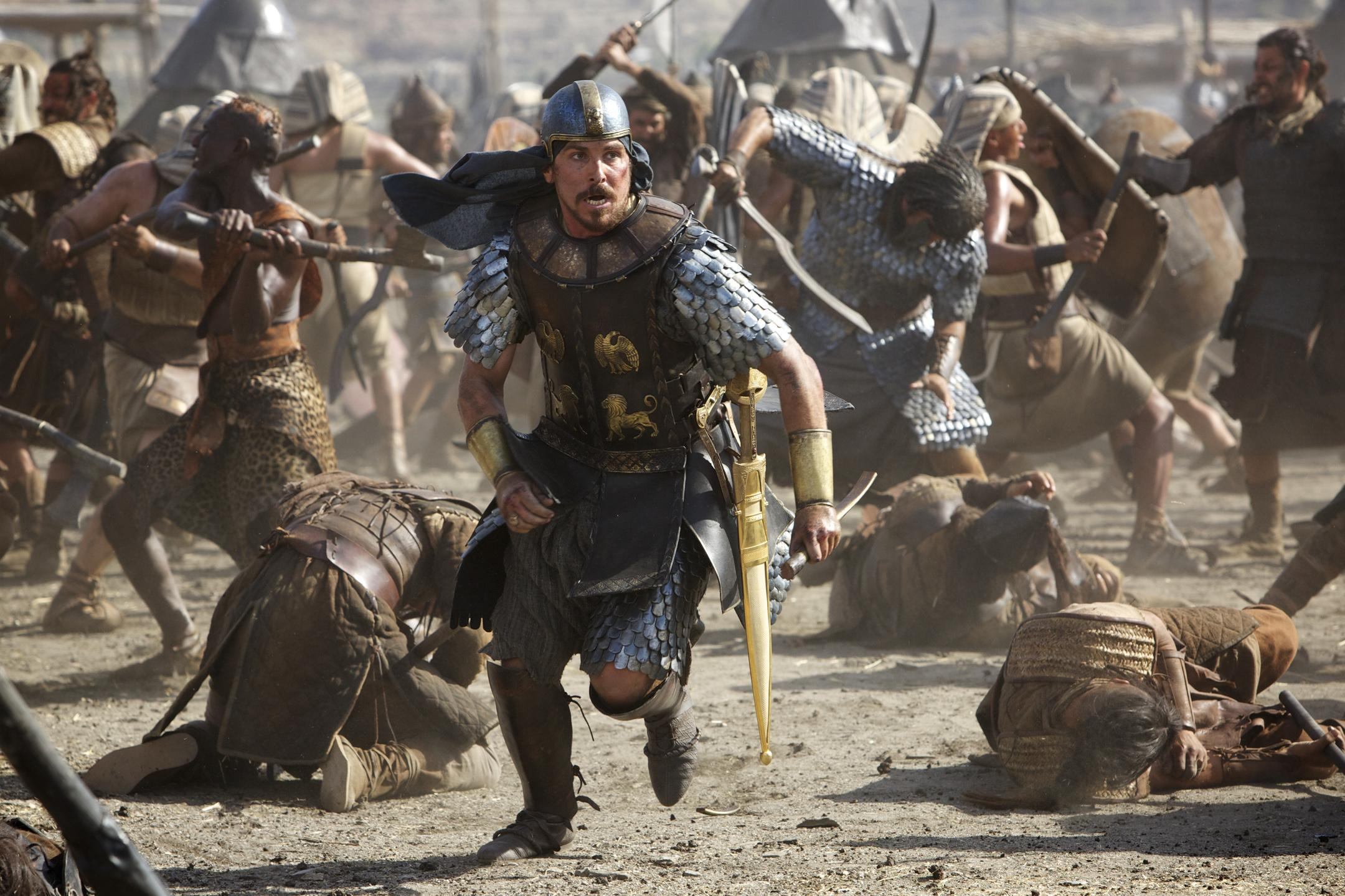 Ridley Scott's Exodus: Gods and Kings gets its first ...