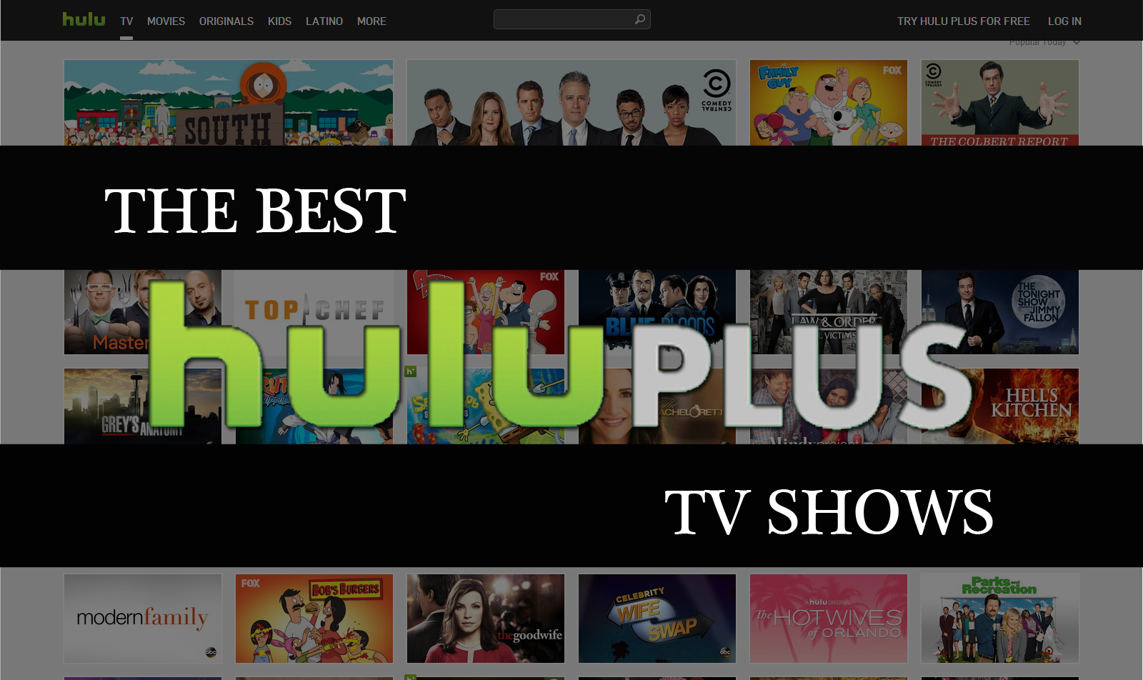 the 45 best tv shows on hulu digital trends hulu plus for ios updated with new design nextpowerup