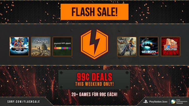 Flash Games For Ps3 : Playstation flash sale offers up ps and vita games