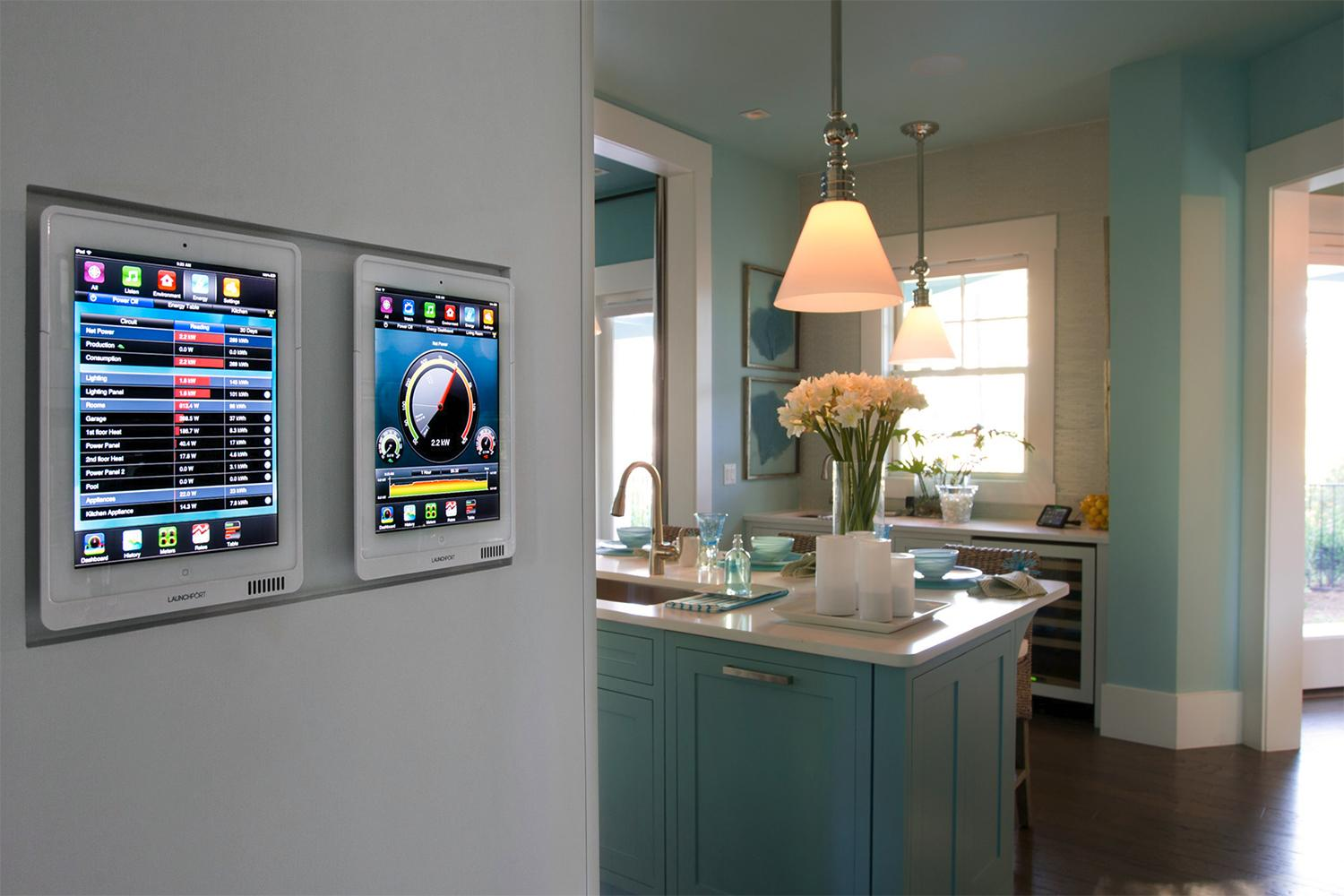 Alljoyn promises to unite the smart home under one common for Lighting packages for new homes