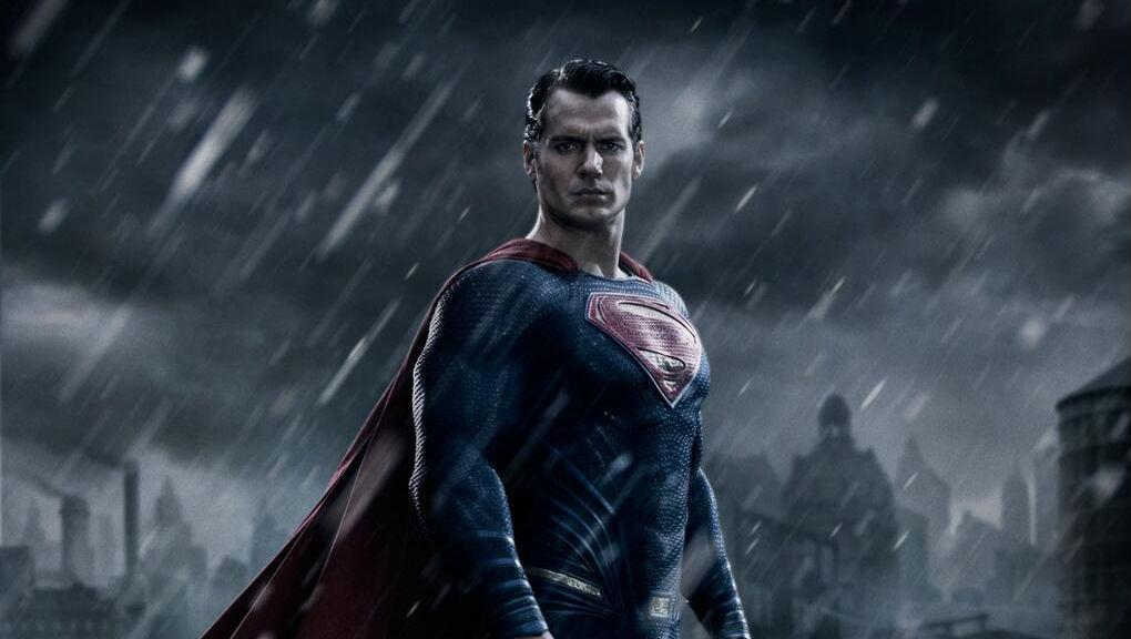 First Official Photo Of Man Of Steel In Superman V Batman - First teaser trailer dawn of justice