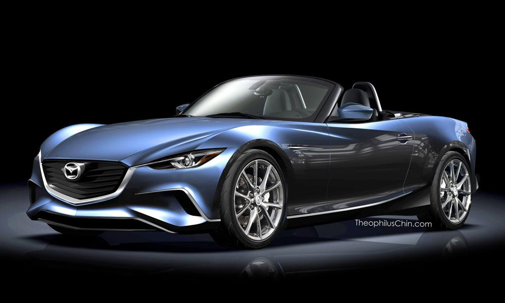 2015 mazda mx 5 to look 39 nothing like 39 predecessor. Black Bedroom Furniture Sets. Home Design Ideas
