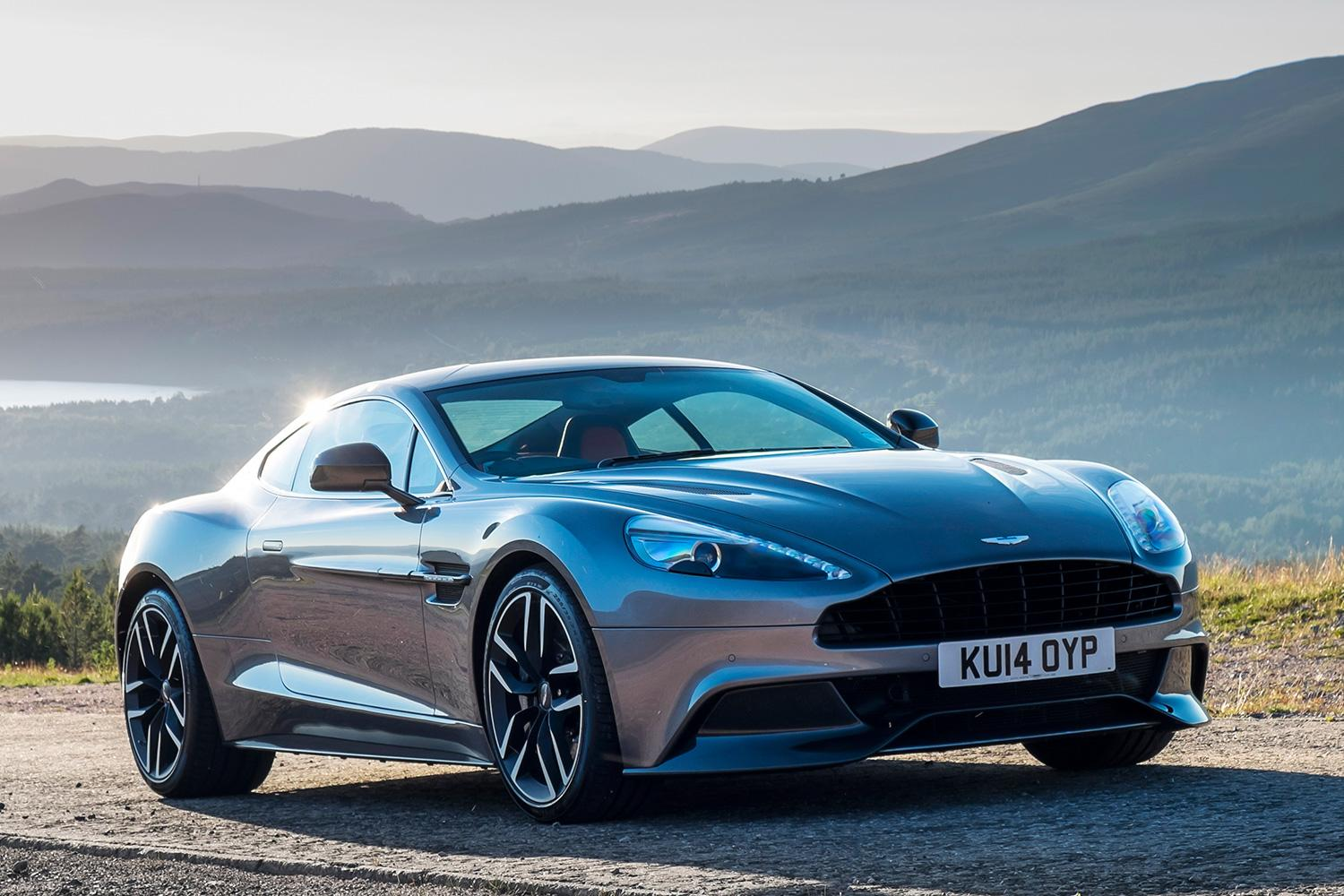 aston martin vanquish and vantage replacements coming before 2018. Black Bedroom Furniture Sets. Home Design Ideas