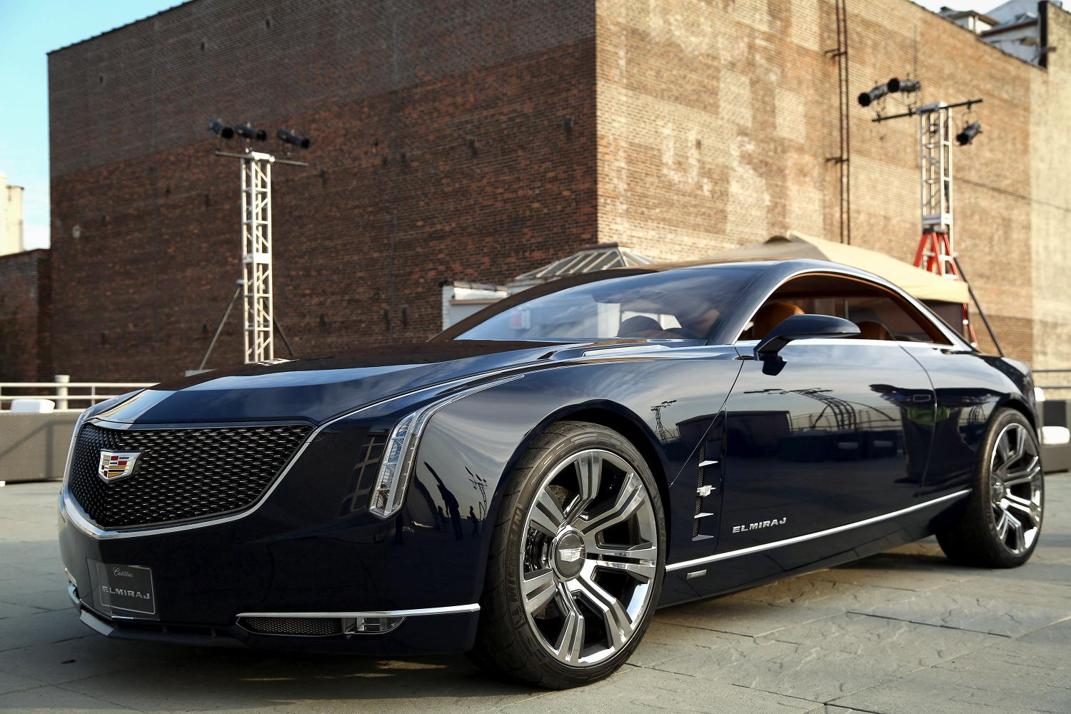 Cadillac Ciel Concept Price Tag - Cadillac CT6 is the name of GM brand's new flagship ...