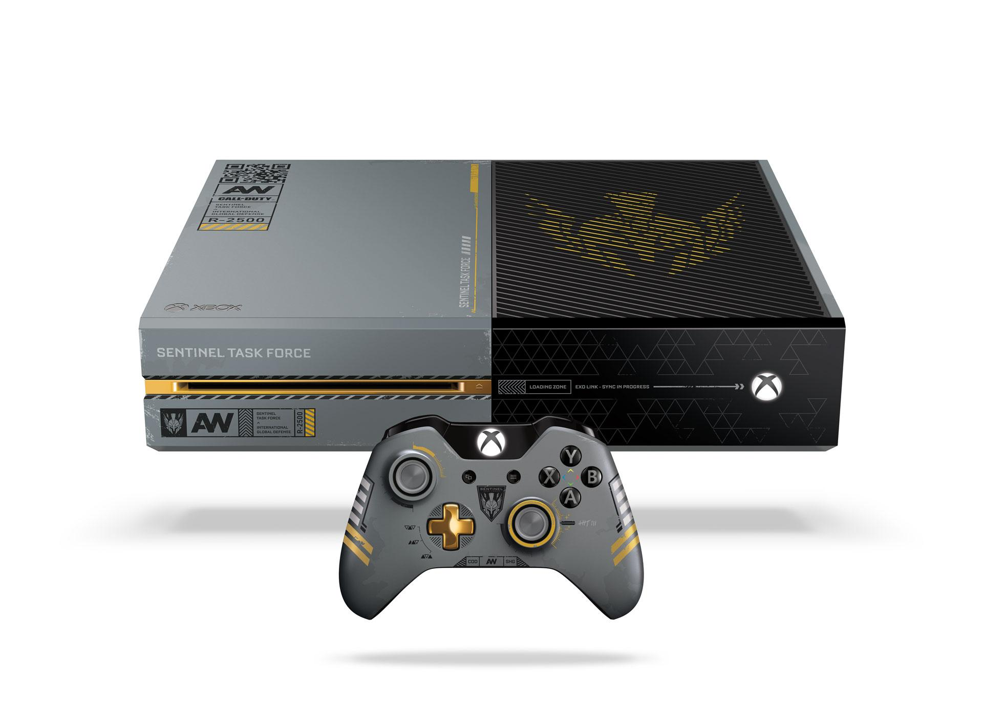 Call-of-Duty-Advanced-Warfare-Xbox-One-console
