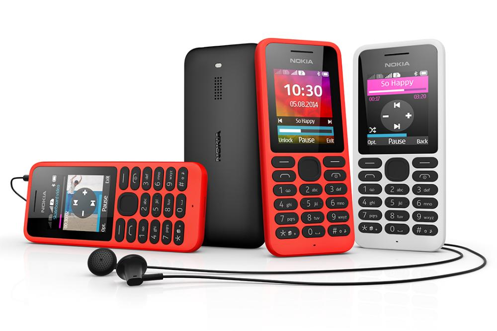 The Nokia 130 Is An MP3 Player And A Phone For $25 ...