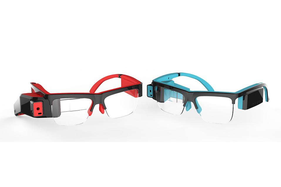 Eyeglass Frames For Large Eyes : ORA-X: USD300 smart eyeglasses for consumers in 2015 ...