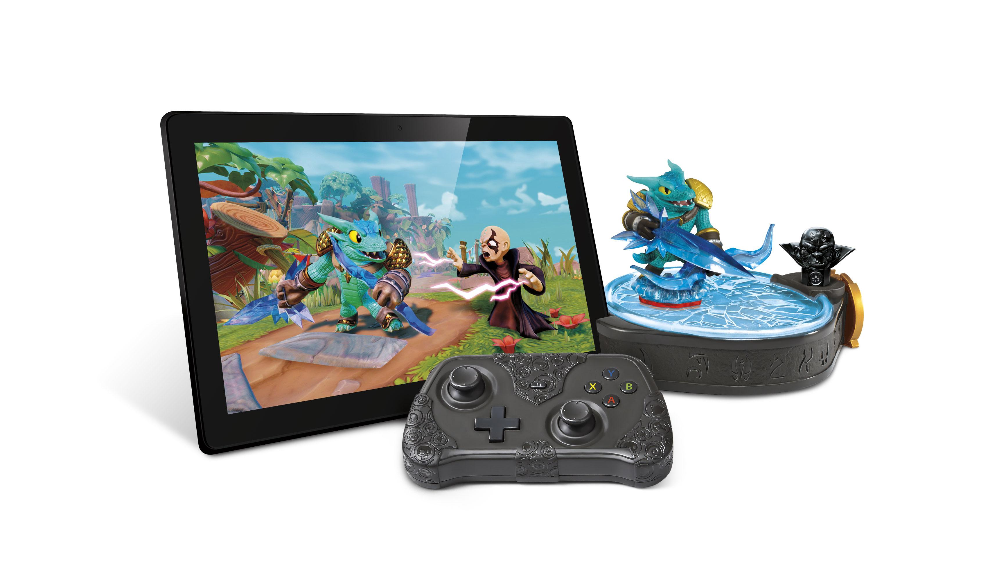 skylanders trap team has identical console and tablet versions digital trends. Black Bedroom Furniture Sets. Home Design Ideas