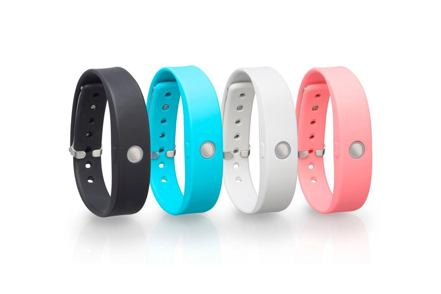 Toshiba Launches a Colorful Fitness Band in Japan ...