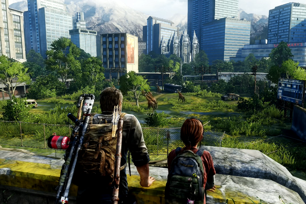 Free Maps And Faster Matchmaking Coming To The Last Of Us - The last of us remastered maps