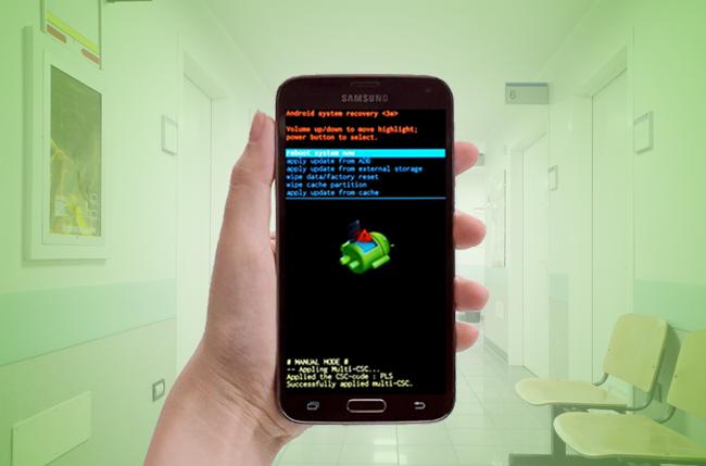 Режим восстановления Android