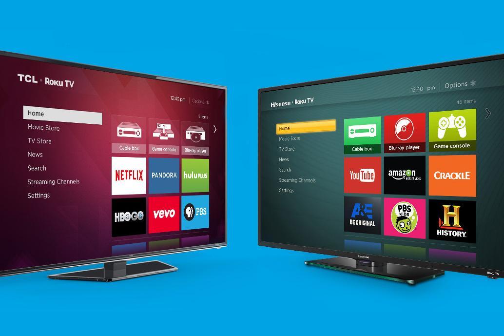 Sling Tv Tlc >> The first Roku TVs are landing soon | Digital Trends