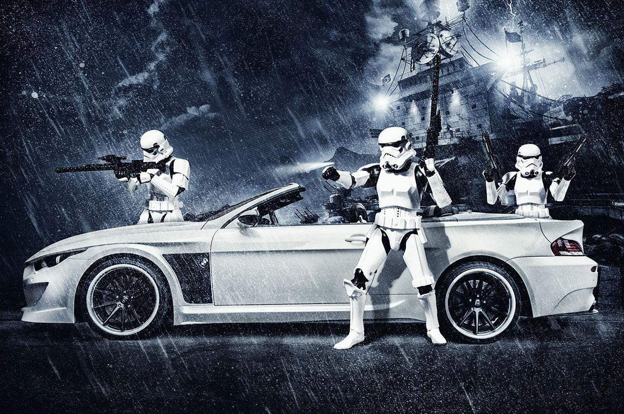Vilner Stormtrooper Bmw 6 Series Offical Pictures
