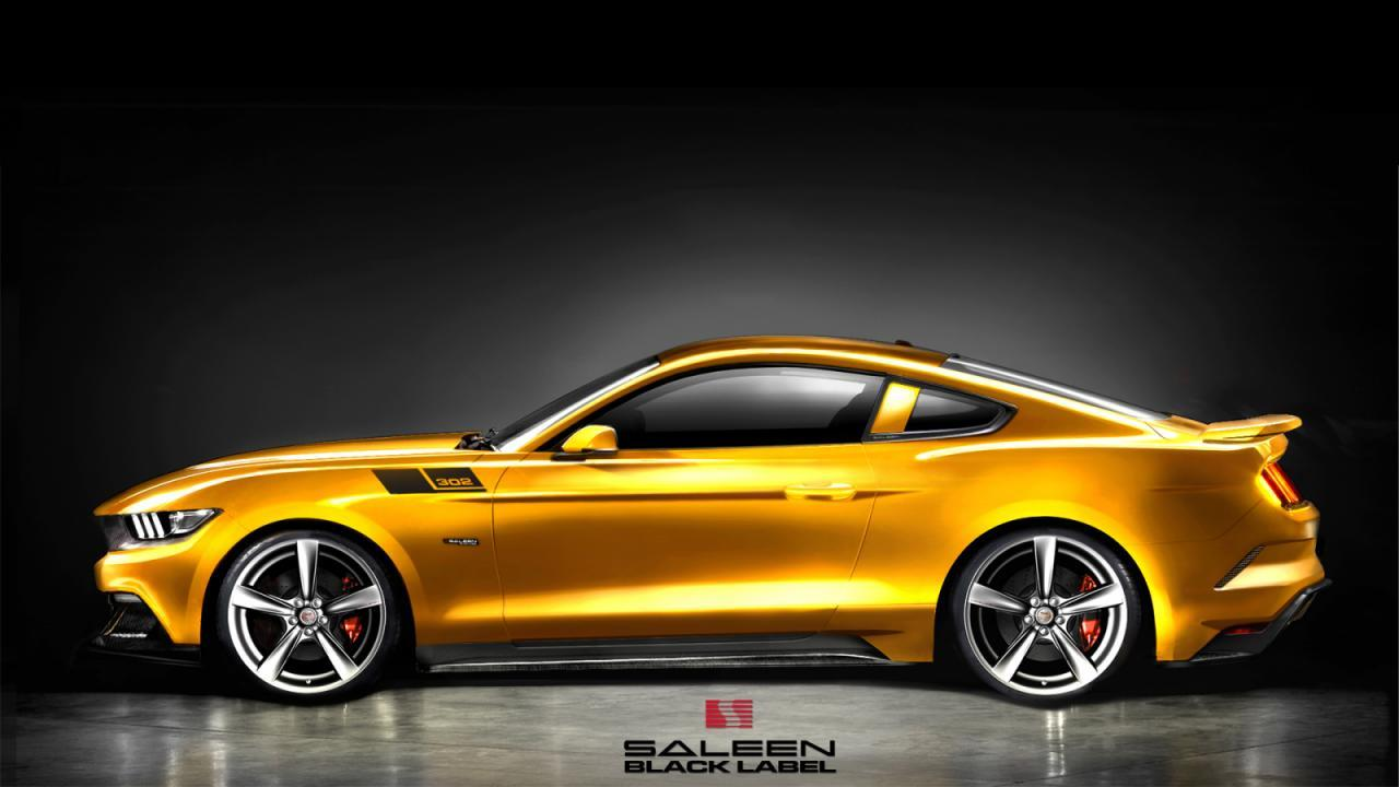 Check out the entire 2015 Ford Mustang color palette | Mustangs Daily