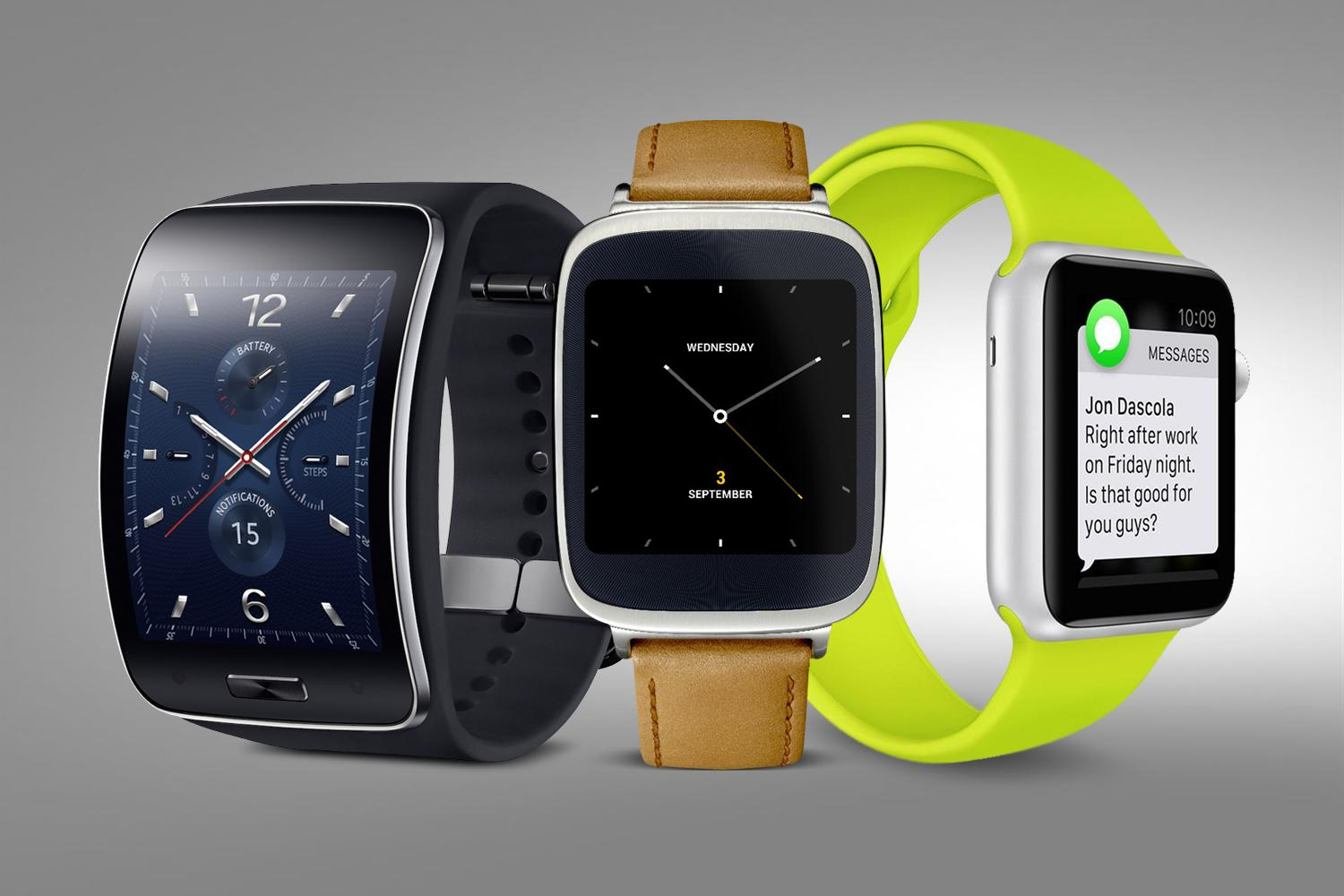 6 Sharp Smartwatches Ready To Shatter Their Struggling Stigma