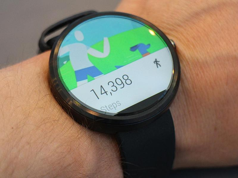 Android Wear update brings GPS, watch faces and offline ...
