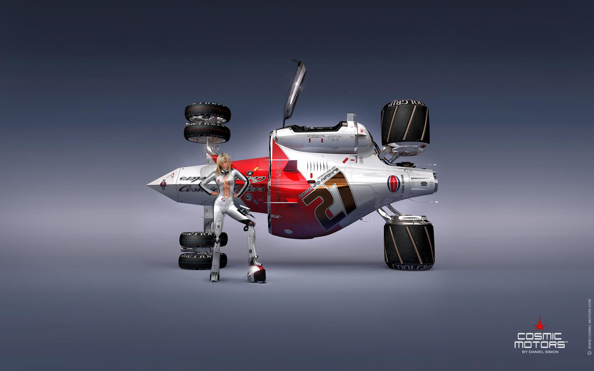 Michael bay to bring cosmic motors art book to the big Micheal motors
