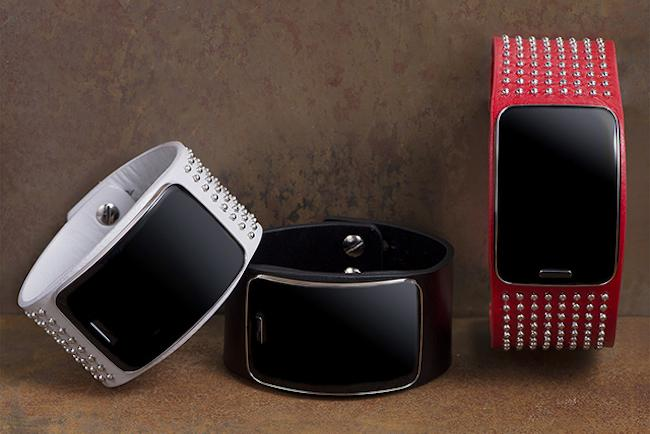 samsung gear s for diesel hits new york fashion week. Black Bedroom Furniture Sets. Home Design Ideas