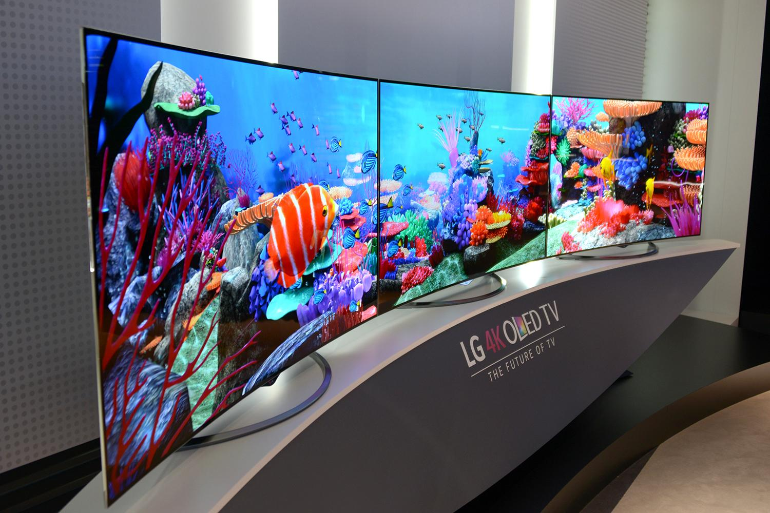 lg 39 s 4k uhd oled tvs will cost 10k plus digital trends. Black Bedroom Furniture Sets. Home Design Ideas