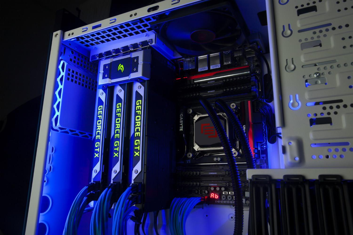 Maingear Offers Gtx 980 970 With Its Pcs Now Digital Trends