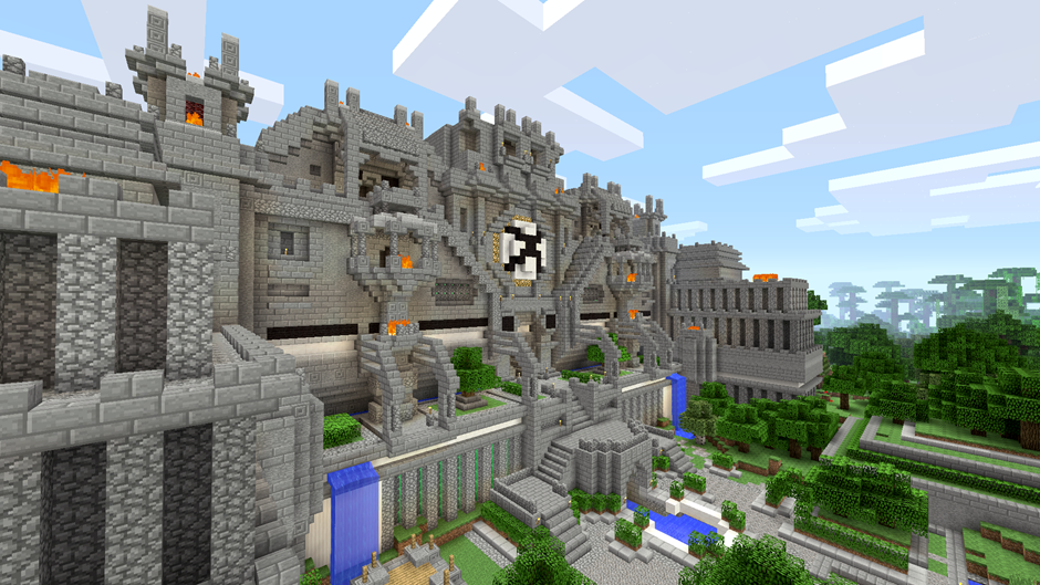 Minecraft Hits PS4 On Sept. 4, Xbox One on Sept. 5 | Digital Trends