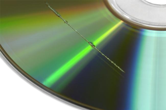 fix scratched dvd