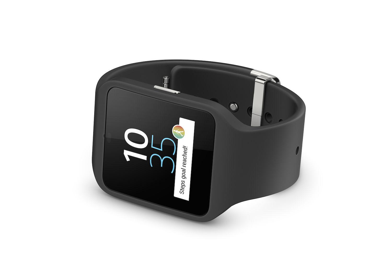 Sony Reveals SmartWatch 3 and SmartBand Talk at IFA ...