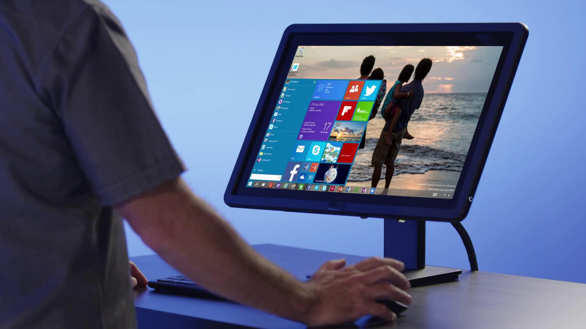 Windows 8 computer - Windows 10 Vs Windows 8 Header