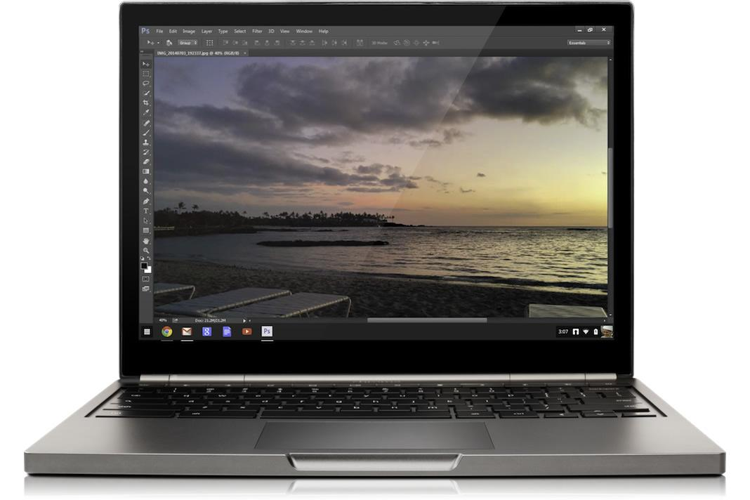 Adobe tests a streaming copy of Photoshop for Chromebooks ...