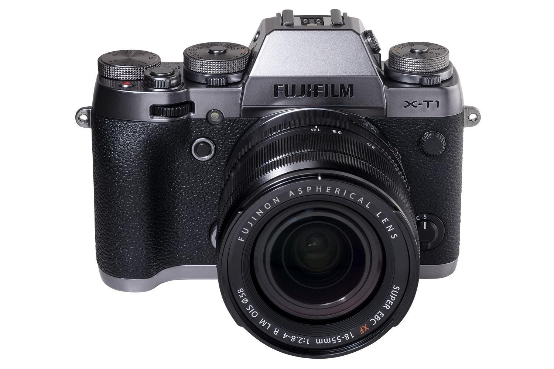 Fujifilm X T1 Receives A Limited Edition Graphite Silver