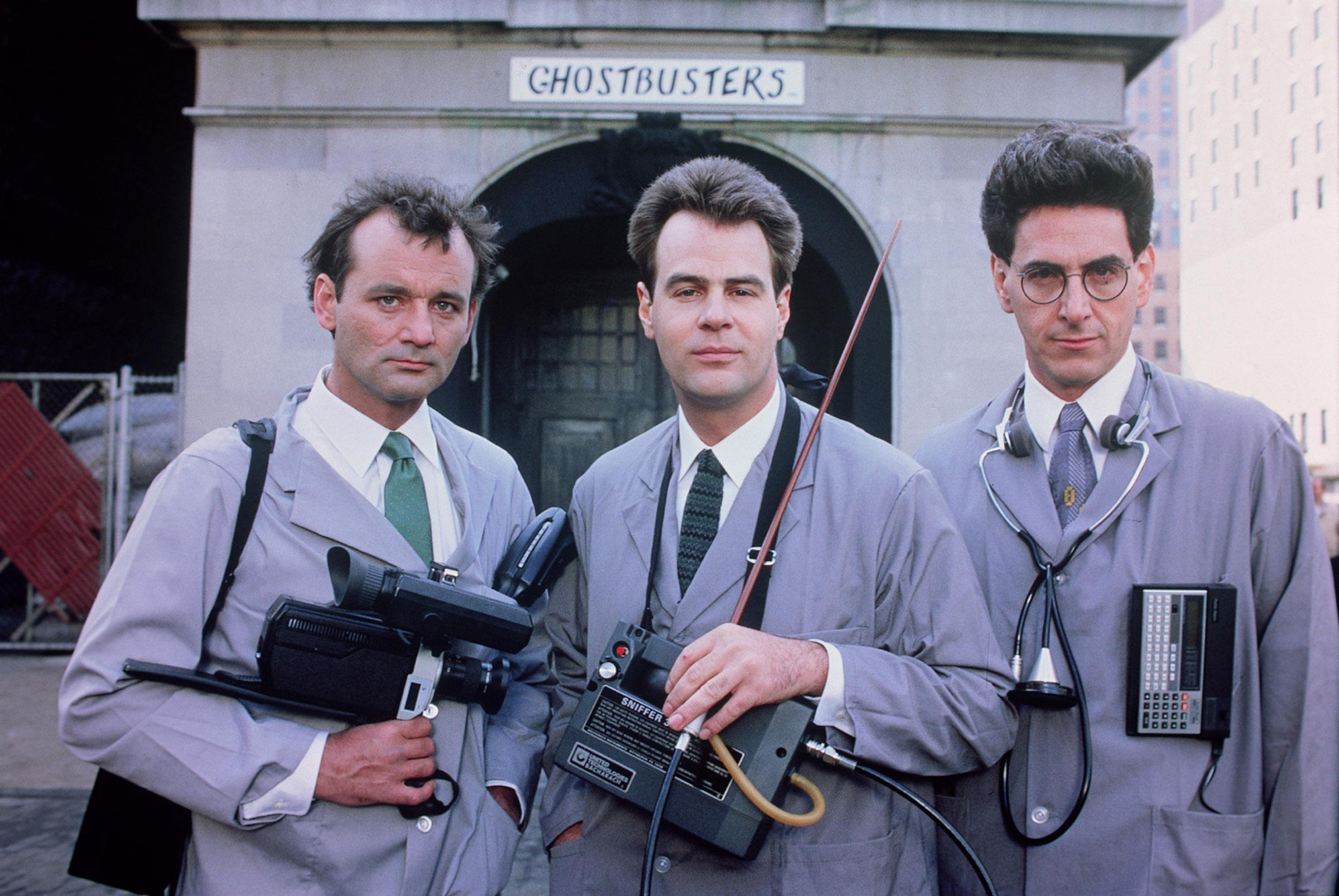 Dan Aykroyd wants a cinematic universe for Ghostbusters