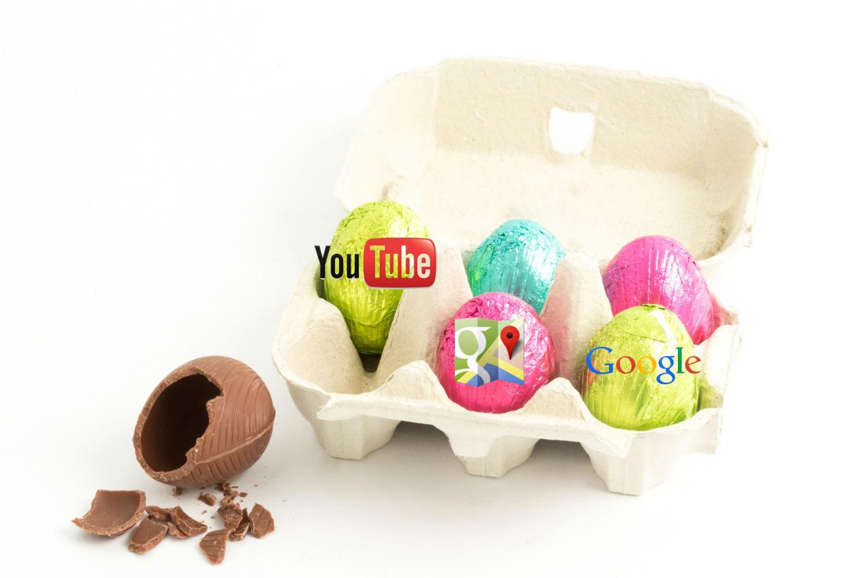 best google easter eggs digital trends