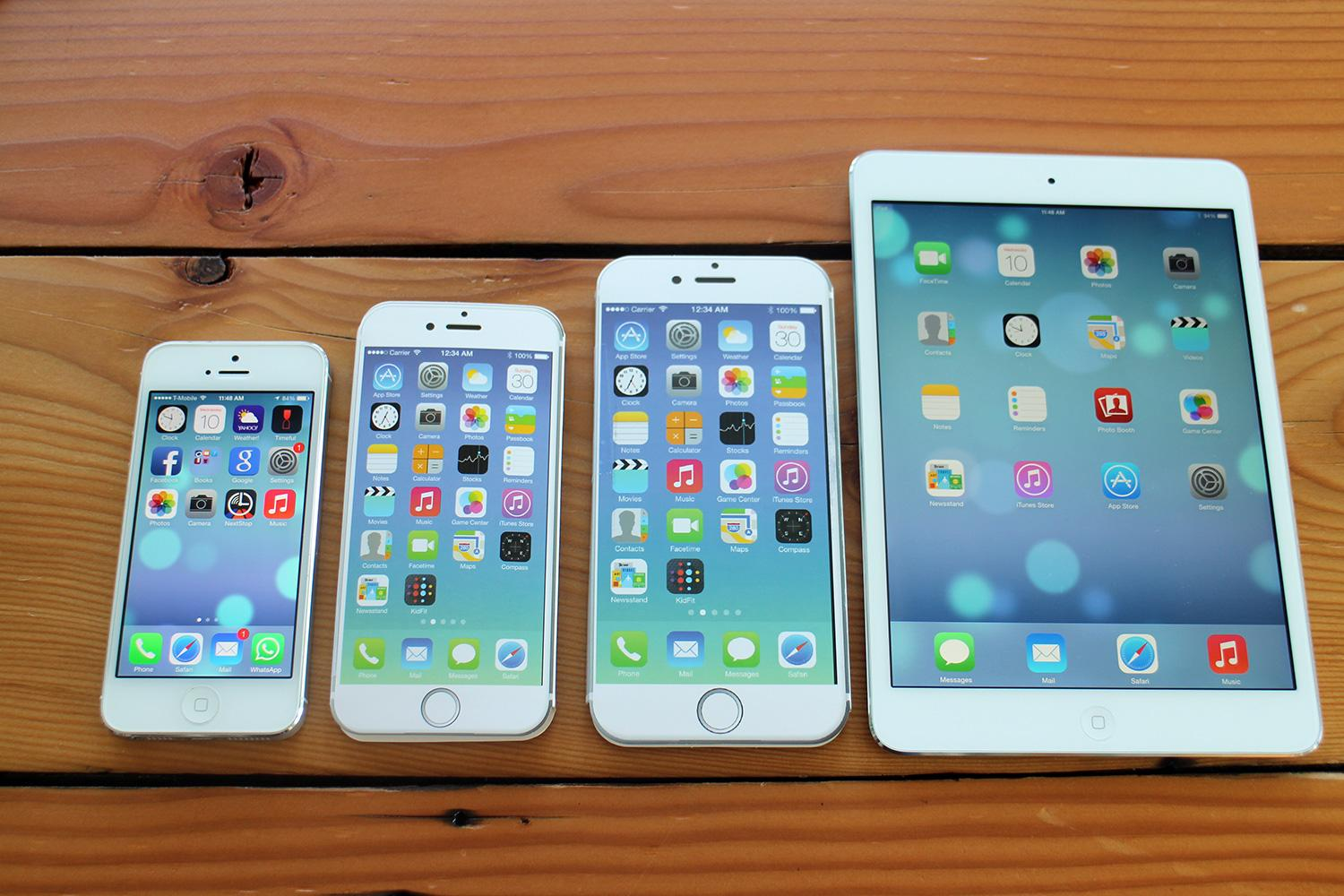 iPhone 6 Denting iPad Usage, Study Shows