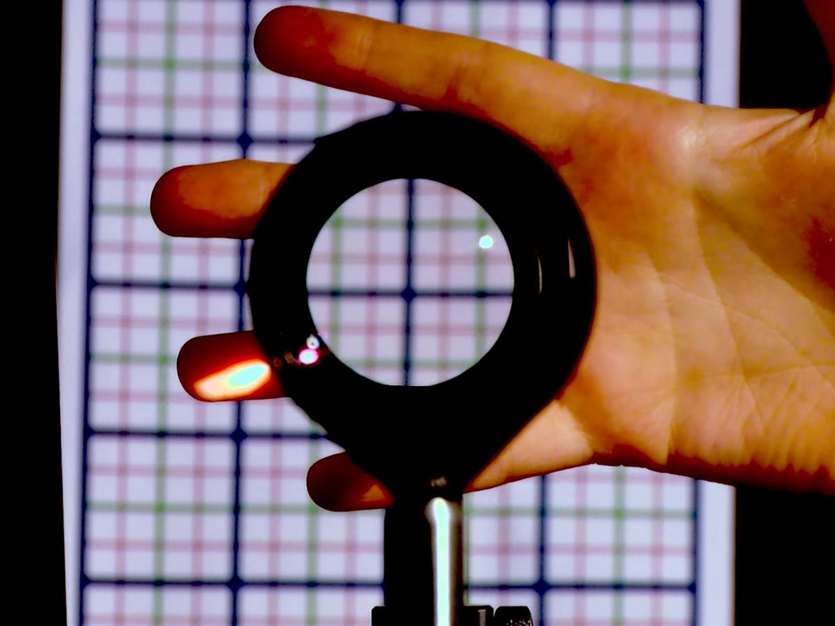 New Invisibility Cloak Device Can Hide Almost Anything
