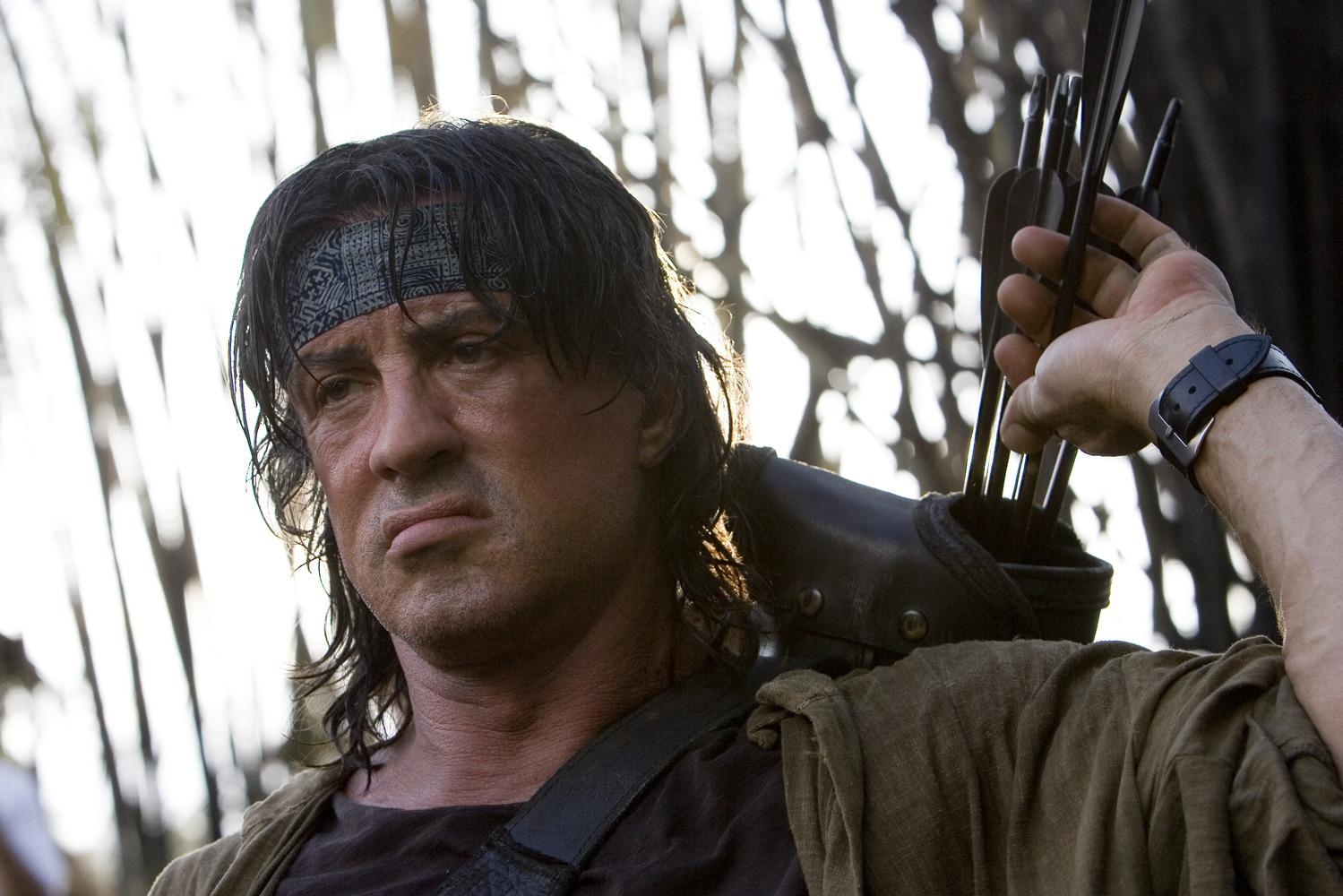 Fifth Rambo movie reportedly titled Rambo: Last Blood ...